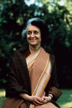 Indira Gandhi: 1917–1984 As the leader of India, the world's most populous democracy, Indira Gandhi became an influential figure for Indian women as well as for others around the world.