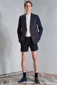 Viktor & Rolf Spring 2015 Menswear Fashion Show