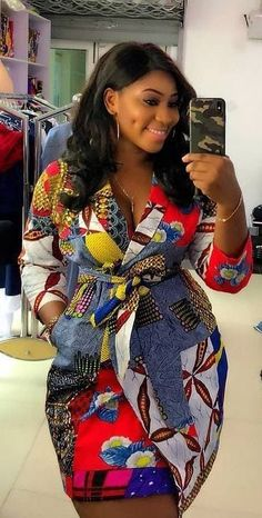 Pictures of our most lovely ankara styles of all time for every beautiful lady out here. Some try these lovely ankara styles African Fashion Ankara, African Fashion Designers, Latest African Fashion Dresses, African Inspired Fashion, African Print Dresses, African Print Fashion, Africa Fashion, African Dress, Fashion Prints