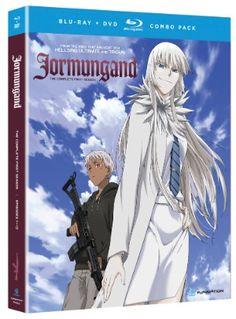 Jormungand :The Complete First Season (Blu-ray/DVD Combo)