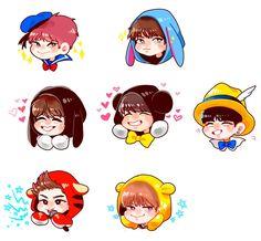 BTOB @_LUVSiCK Hyunsik Btob, Yook Sungjae, Lee Minhyuk, Cnblue, K Wallpaper, Cartoon Wallpaper, Im Hyun Sik, Jung Jaewon, Park Bo Gum