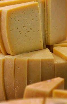 Queijo de Sao Jorge | São Jorge Cheese Azores, #Portugal One of my fav. Cheeses. Great with a glass of wine.