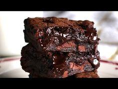Το τέλειο σοκολατένιο μπράουνις (Video) | Συνταγές - Sintayes.gr