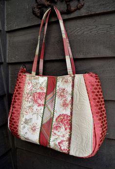 Check out this item in my Etsy shop https://www.etsy.com/listing/274435086/large-fabric-handbag3-handlecoral-salmon