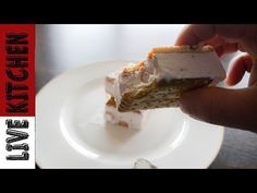 YouTube Kitchen Living, Cheesecake, Pie, Ice Cream, Sweets, Candy, Youtube, Desserts, Food