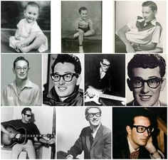 The in Heaven. Popular Music Artists, Great Artists, Rock N Roll Music, Rock And Roll, Country Singers, Country Music, Buddy Holly Musical, Holly Pictures, Ritchie Valens