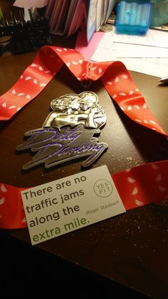 My First Medal - Lake Lure / Dirty Dancing
