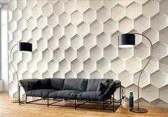 Hexagony we wnętrzach