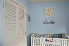 Project Nursery - quillans side
