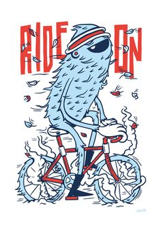 Ride On Available at Society6. © Greg Abbott Created (YMD) 2010-07-19.