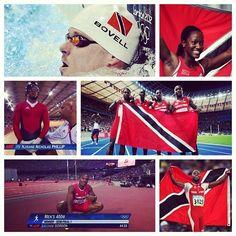 izatrini:    #Trinidad & #Tobago (Taken with Instagram)    Making T proud!!