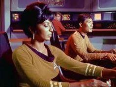 Uhura, and Mr.Sulu.