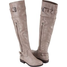 Perfect 'middle' boot, When you don't want black or brown! at Tillys!