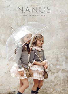 N A N O S ··· Colección NANOS OI 14/15 #Girls #fashion We heart it! @dimitybourke.com #girls #fashion #girlswear #kidswear #childrenswear