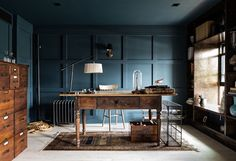 6 Best Paint Colors to Get You Those Moody Vibes | Home Decorating Trends | Bloglovin'