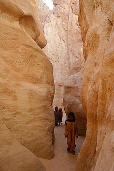 Sinai peninsula by Zalacain, via Flickr