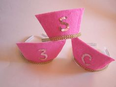 688094736841e Scream Queens Pink Nurse Nurses Initials Golden Headband Hat Costume  Halloween | eBay