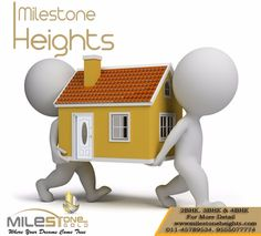 Home is where your story begins For more details visit #milestoneheights.com