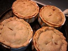 Imbolc pot pies-maybe make veggie version? - just  veggies and gravy, and a recipe for homemade ricotta cheese.
