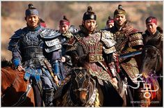 """Jumong(Hangul:삼한지-주몽 편;hanja:三韓志-朱蒙篇주몽;RR:Samhanji-Jumong Pyeon; lit. """"The Book of the Three Hans: The Chapter of Jumong"""") is a South Koreanhistorical period dramaseries that aired onMBCfrom 2006 to 2007 as the network's 45th anniversary special. Originally scheduled for 60 episodes, MBC extended it to 81 because of its popularity. The series examines the life ofJumong, founder of the kingdom ofGoguryeo. Few details have been found in the historical record about Jumong, so much…"""