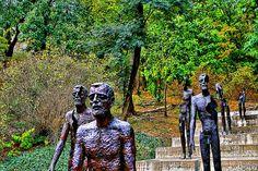 "Prague (Praha): Memorial To The Victims Of Communism.    www.prague.net/memorial  Dvořák ""Requiem: I. Introitus - Kyrie"" www.youtube.com/watch?v=0aCNVAD559Y"