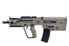 The Firearm Blog » IWI Tavor X95 in 5.45x39mm  Never seen this before. Interesting concept.