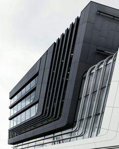 conceptarchitect: xblanc: . Zaha Hadid