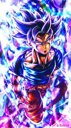 Dragon Ball Z, Goku Vs Jiren, Goku Wallpaper, Bleach Anime, Blue Exorcist, Naruto Art, Anime Life, Dark Fantasy Art, Chibi