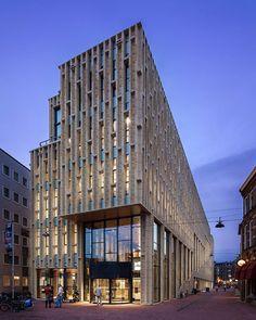 Neutelings Riedijk Architects, Scagliola/Brakkee · Rozet, Arnhem · Divisare