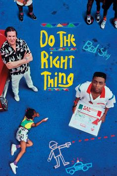 Watch Do the Right Thing Full Movie Streaming HD