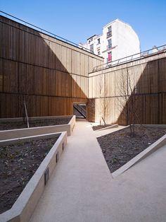 Galeria de Residencial estudantil em Paris / LAN Architecture - 11