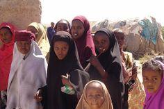 School Girls in Hargeisa, Somaliland