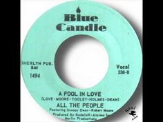 All The People - A Fool In Love.wmv