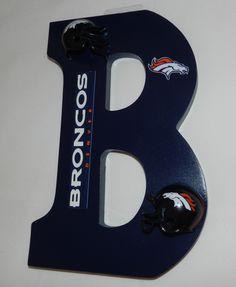 Denver Broncos Letter