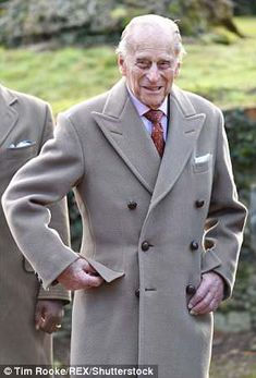 Philip is said to be hoping to be fit enough to take part in the Royal 471af5210