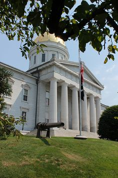Vermont State Capitol Building