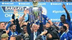 Leicester City's title: Claudio Ranieri wants champions to 'keep dreaming'