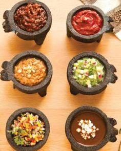 La salsa es un ícono de la gastronomía mexicana. Te enseñamos a preparar salsa endiablada, salsa verde, salsa habanera, salsa …