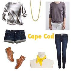 Cape cod palette