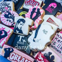 """Grease"" by Dany's Cakes 
