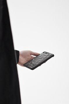 Geo Case - 3D Printed Full Color Textural Phone Case   Design by Matthijs Kok for Freshfiber