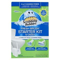 Looking for the perfect Scrubbing Bubbles Fresh Brush Starter Kit And Caddy 4 Count X X Inches? Please click and view this most popular Scrubbing Bubbles Fresh Brush Starter Kit And Caddy 4 Count X X Inches. Best Bathroom Scale, Clean Toilet Bowl, Storage Caddy, Toilet Cleaning, Bathroom Cleaning, Basement Bathroom, Bathroom Rugs, Bathroom Faucets, Bathroom Storage