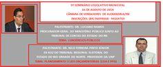 RN POLITICA EM DIA: PALESTRANTES: PROCURADOR-GERAL DO MPC LUCIANO RAMO...