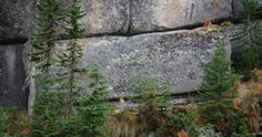 The most famous megaliths of Russia (50 photos) Sklyarov was asked to comment on the discovery. And what did he say? With all the artifacts found nothing but a cracked rock at right angles. What man-made there is nothing here. Just a freak of nature, nothing more.  After these words, I do not wonder why Laia does not study Russian megaliths.