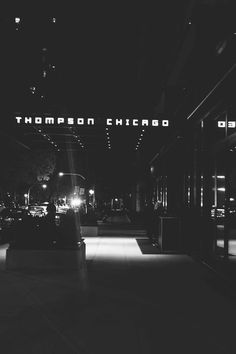 Spend some time at the new Thompson Chicago