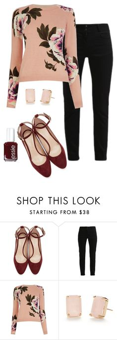 """""""Mary Sue"""" by deliag ❤ liked on Polyvore featuring Chloé, Anna Field, Oasis and Kate Spade"""