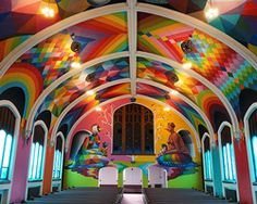 Chateau Saint Michel by OKUDA (Loira Valley, France)