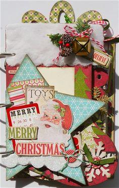 ** Christmas Mini Album @gogogirl