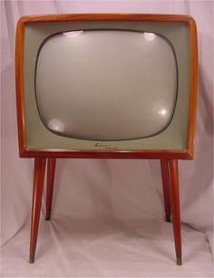 Country: Sweden Year: Tubes: and others Mid Century Art, Mid Century Decor, Mid Century Design, Tvs, Vintage Television, Television Set, Tv Retro, Radios, Vintage Tv