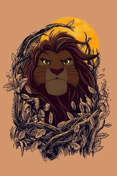 mufasa and lock screen image